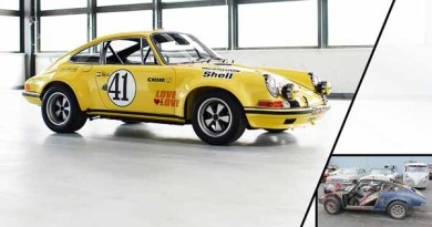 Restoration of the 911 2.5 S/T