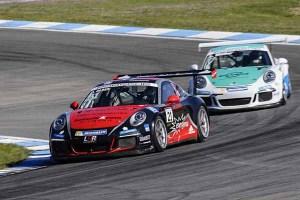 Dennis Olsen (N) Porsche Carrera Cup Deutschland - 02 Hockenheimring 2016