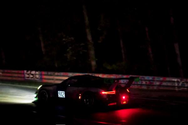 Manthey Racing Nurburgring 24H