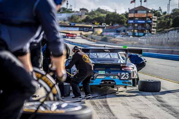 Porsche 911 GT3 R, Team Seattle/Alex Job Racing: Mario Farnbache