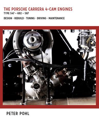 Porsche Carrera 4-cam engines Book Cover
