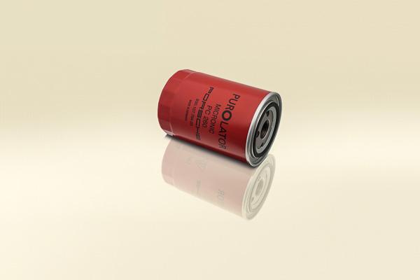 Porsche original Red Oil filter