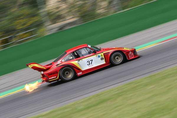 Fia Masters Historic Sports Cars - Porsche 935