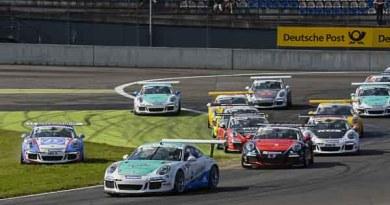 Start: Sven Müller (D) Porsche Carrera Cup Deutschland - 04 Lausitzring 2016