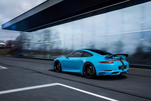 TechArt Powerkit Porsche 911 Turbo