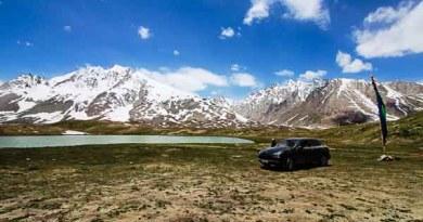 Porsche Cayenne Himalaya
