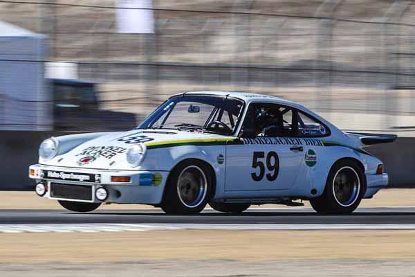 Dinckelacker Porsche 911 3.0 RS