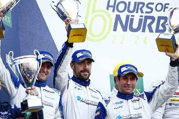 FIA WEC GT Nurburgring KCMG