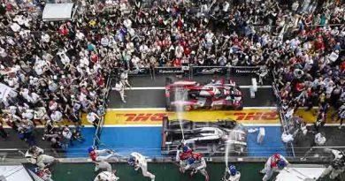 FIA WEC LMP1 Nürburgring Porsche 919 Hybrid, Porsche Team: Timo Bernhard, Brendon Hartley, Mark Webber