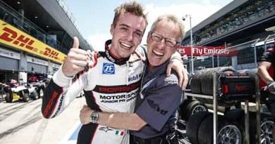 Matteo Cairoli (I) Alex Fach (FACH AUTO TECH) Porsche Mobil 1 Supercup Spielberg 2016