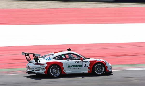 Matteo Cairoli (I) Porsche Mobil 1 Supercup Spielberg 2016