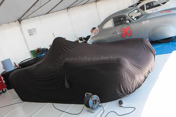 Porsche 550 Spyder - Nicoals D'ieteren