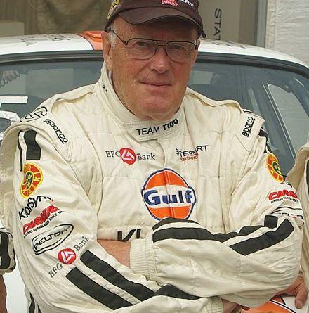 Bjorn Waldegard