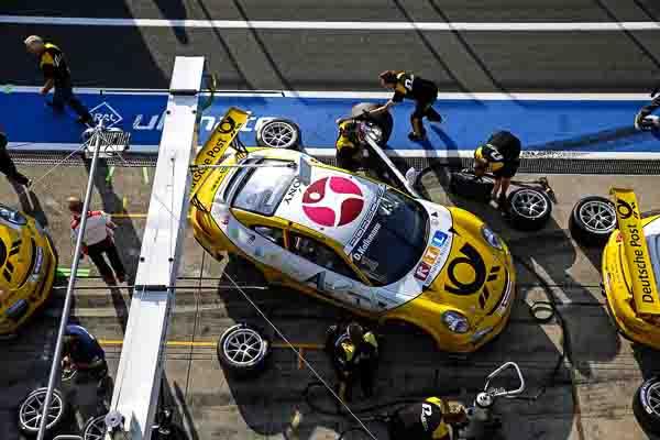 David Kolkmann (D) Porsche Carrera Cup Deutschland - 07 Nürburgring 2016