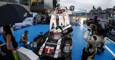Porsche wins FIA WEC Mexico