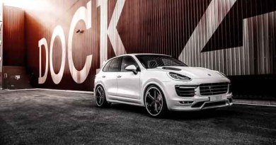 TechArt Powerkit for Porsce Macan and Porsche Canyenne