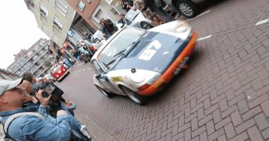 Zandvoort Historic Grand Prix Parade