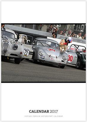 Classic Porsche Motorsport Calendar