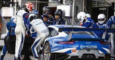 Porsche 911 RSR (78), KCMG: Joel Camathias, Christian Ried (l-r)