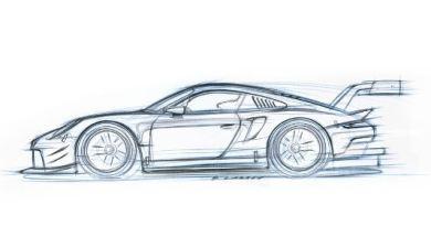 Los Angeles Auto Show 2016 Porsche 911 RSR