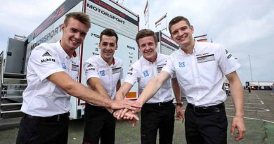 Porsche Motorsport Juniors 2016