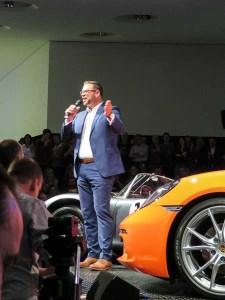 Porsche Sound Nacht 2016 - Achim Stejskal