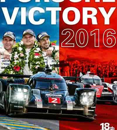 Porsche Victory 2016 by Rene de Boer & Tim Upietz