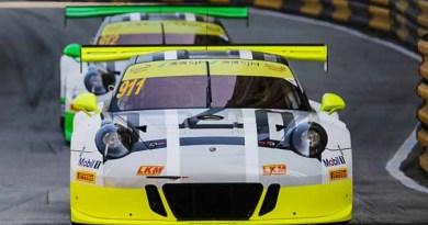 Factory-backed Porsche 911 GT3 R Bathurst Mount Panorama
