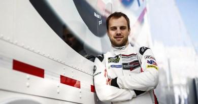 Porsche factory pilot Laurens Vanthoor