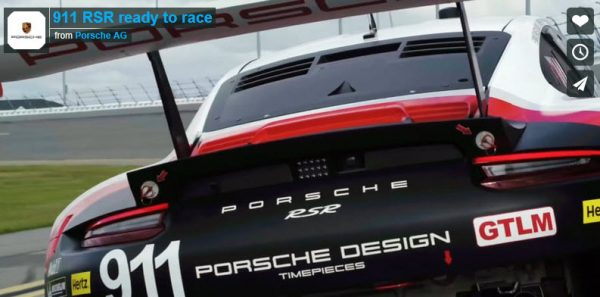 The Roar Before the Rolex24 Daytona
