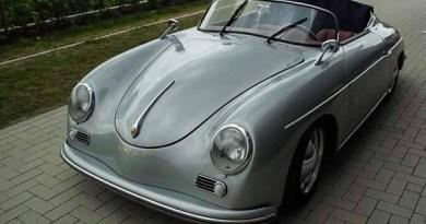 Win a Porsche 356 Apal Speedster Replica