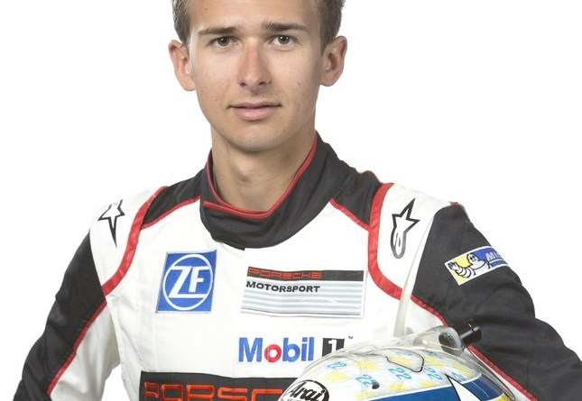 Matt Campbell Austriala Porsche Carrera Cup Porsche GT3 Cup