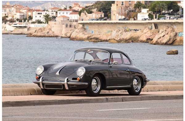 Porsche 356 Carrera 2 GS