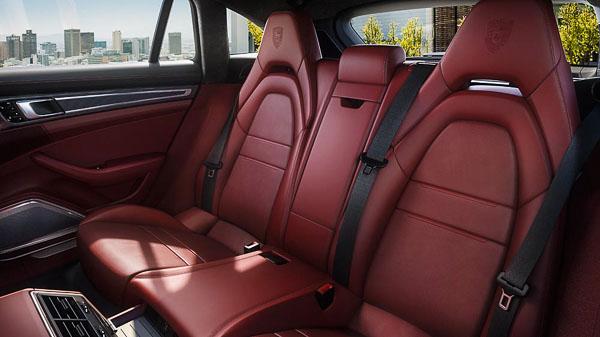 Interior Panamera 4 E-Hybrid Sport Turismo
