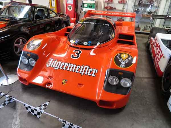 1988 Porsche 962C ( 962-138)