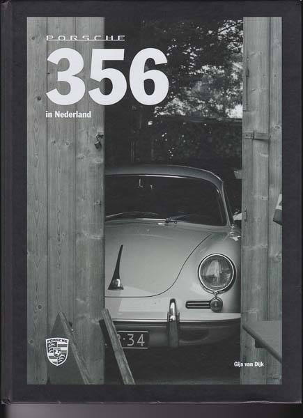 Porsche 356 in Nederland Book Cover