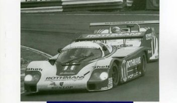 Porsche 917 956 962 Race Portfolio Colin Pitt