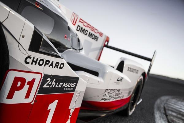 Porsche 919 Hybrid (2017)