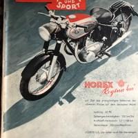 Auto Motor und Sport - Heft 12 1954 Juni