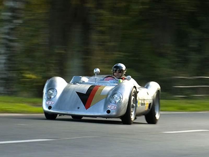 Porsche 550 Durlite Spyder