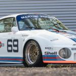 The Porsches at Bonhams Auction Spa Classic 2017