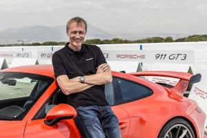 Andreas Preuninger, Director GT Product Line