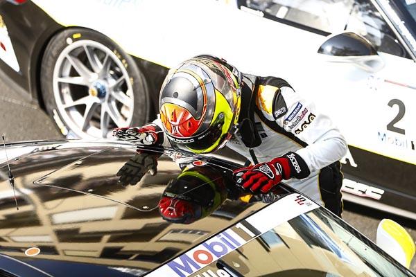 Michael Ammermüller (D), Porsche Mobil 1 Supercup Monaco 2017