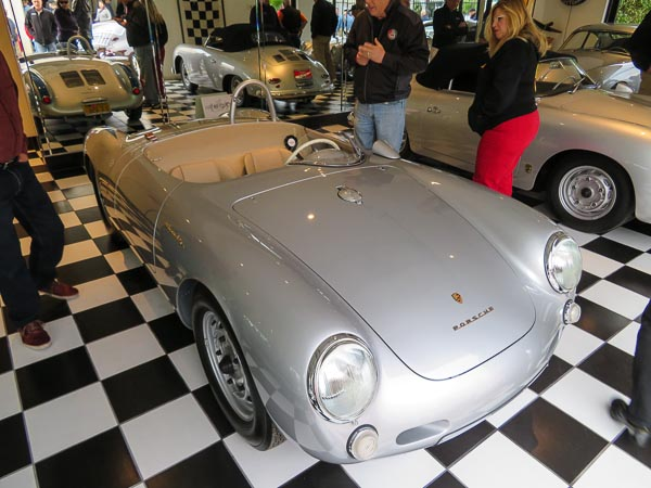 Open House European Collectibles 2017 - Porsche 550-0075