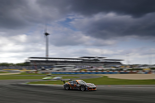 Michael Ammermüller (D), Porsche Carrera Cup Deutschland - 02 Lausitzring 2017