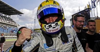 Christian Engelhart (D), Porsche Carrera Cup Deutschland - 02 Lausitzring 2017