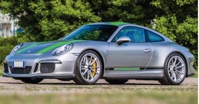 RM Sotheby's Villa Erba - 2016 Porsche 911R - The Results
