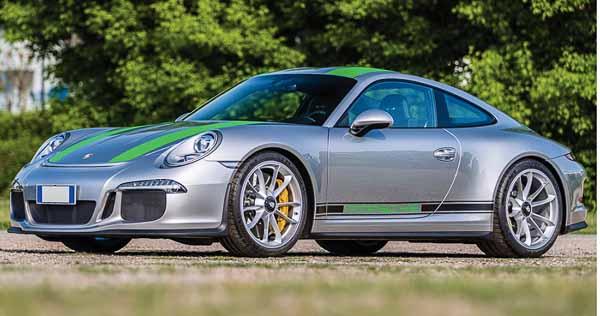 RM Sotheby's Villa Erba - 2016 Porsche 911R