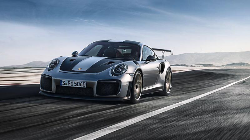 2017 Porsche 911 GT2 RS
