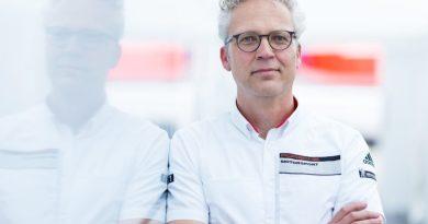 Daniel Armbruster Porsche Motorsporth North America